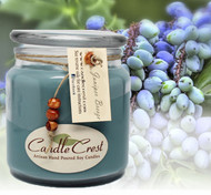 A relaxing and uplifting clean and refreshing scent of forest greens, jasmine, green apple and musk.
