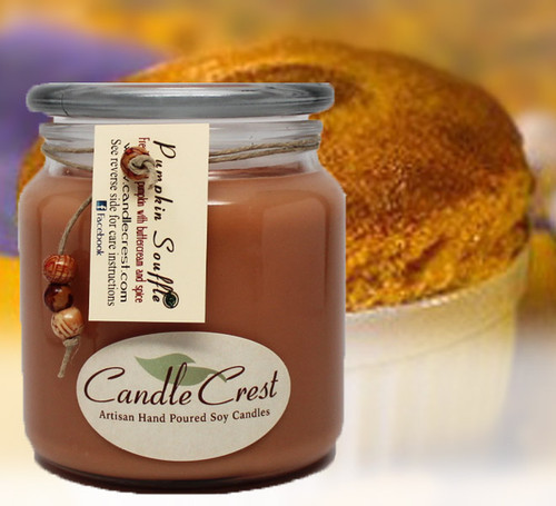 A true-to-life fragrance bursting with fresh pumpkin, mouthwatering hints of butter, sugar and spices.