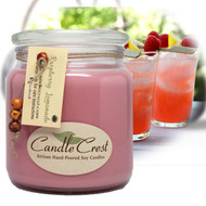 A fresh and clean summer scent of raspberry lemonade while you sit back and relax.