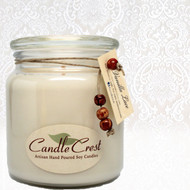 A blend of French vanilla, African vanilla and slight undertones of sweet floral and musk.