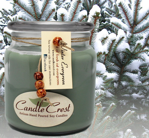 Smells just like a fresh cut Christmas Tree