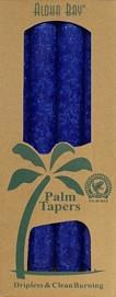 Coconut Wax Taper - Royal Blue
