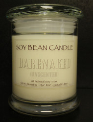 This unscented candle is perfert for your dinner table or fireplace mantel.  The ambiance of candle light without any fragrance.