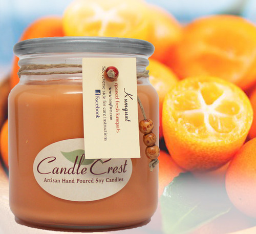 What does a kumquat smell like? Oooh so very good! This fragrance has a well balanced sweet and sour blend of mandarin oranges and pineapple.