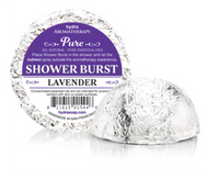 Shower Bursts deliver amazing aromatherapy while you shower. Made with all-natural ingredients and pure essential oils, they are a fun and unique way to enjoy aromatherapy every day.