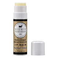 Vanilla Bean lip balm has a lightly sweet, warm spice flavor. Infused with nourishing goat milk which helps with moisture retention. Vitamin E and shea butter help to heal lips and improve appearance.