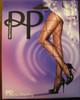 Pretty Polly Dazzling Criss Cross Panythose in run resistant dernier hose.