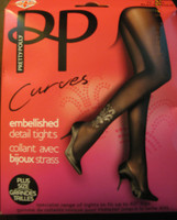 Pretty Polly Embellished Detailed Tights