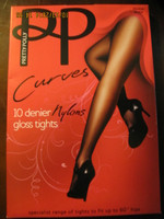 Pretty Polly 10 Dernier Gloss Tights