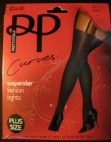 PP  Suspender Tights in Queen