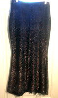 Soiree Skirt in Evening Glitter Fabric