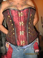 Lots of different Corsets and Cinchers