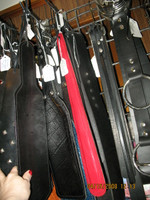 Wide variety of paddles