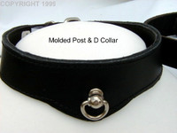 Molded Post & D Collar
