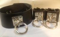 Dungeon Collar (and Cuffs)