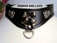 Ribbon and Lace (has Matching Leash, Wristband, etc.)
