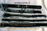 Chain Collars and SW Roman Captive