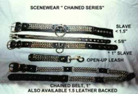 "SW ""Chained"" Series ( this chain is also used on garments)"