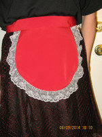 Half Aprons ( with or without pockets), Lots of choices