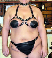 Harnesses, for MEN AND WOMEN--MANY TYPES-may be ordered in various levels of adjustability