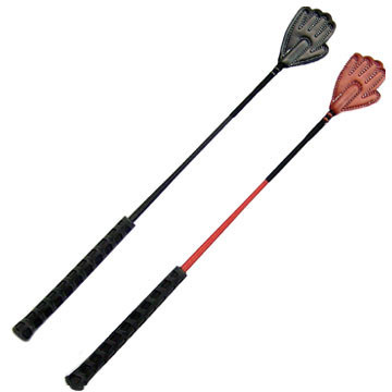 Hand Bat,  Red or Black