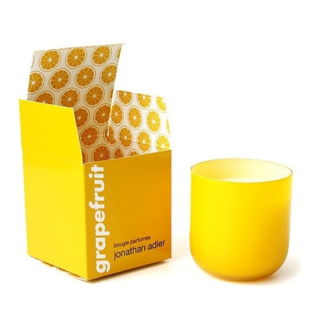 "Jonathan Adler Pop Candle ""GRAPEFRUIT"""