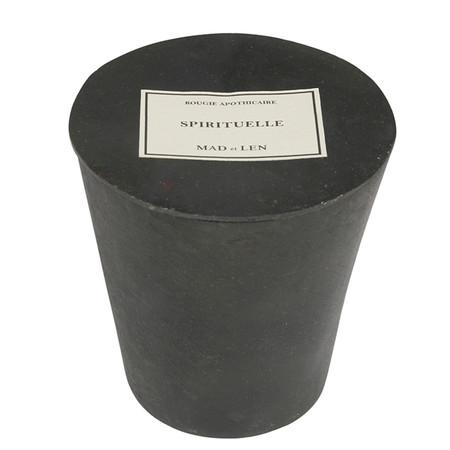 Mad et Len Graphite Vestimental Classic Candle