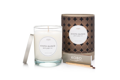 KOBO Filament - KYOTO QUINCE - Candle