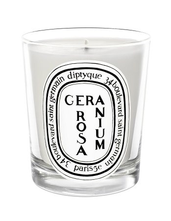Diptyque Rose Geranium Candle 6.5oz