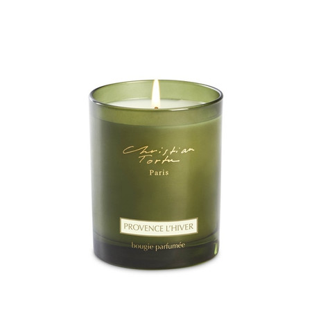 Christian Tortu Provence L'Hiver (Provence in the Winter) Candle