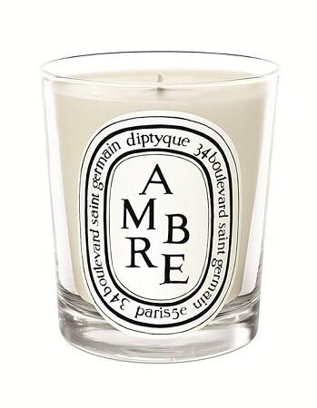 Diptyque Ambre (Amber) Mini Candle 2.4oz