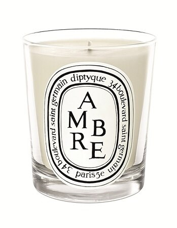 Diptyque Ambre (Amber) Mini Candle 2.4oz