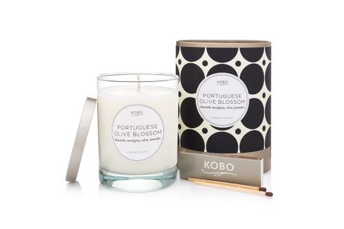 KOBO Coterie - PORTUGUESE OLIVE BLOSSOM - Candle