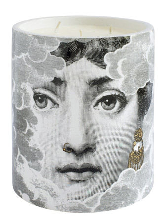 Fornasetti Nuvola Large Candle