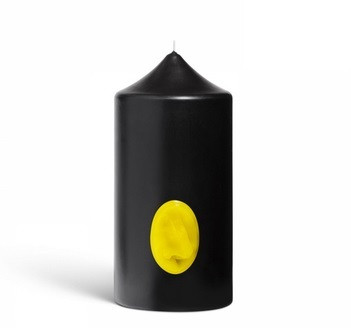 Cire Trudon SIX Nose Pillar Candle