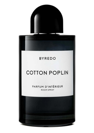 BYREDO Cotton Poplin Room Spray