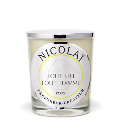 """Parfums de Nicolai """"Tout Feu Tout Flamme"""" Candle"""