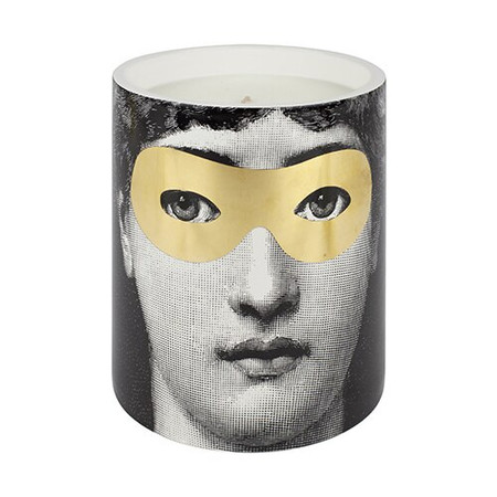 Fornasetti Golden Burlesque Medium Candle