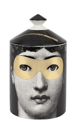 Fornasetti GOLDEN BURLESQUE (GOLD) Candle