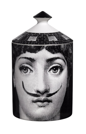 Fornasetti Moustache Candle