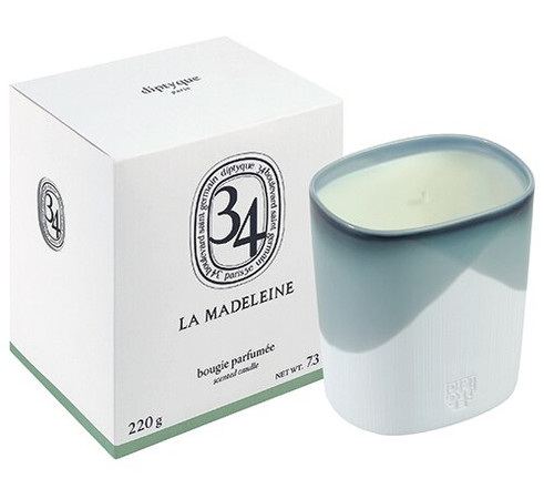 Diptyque 34 La Madeleine Candle Candle