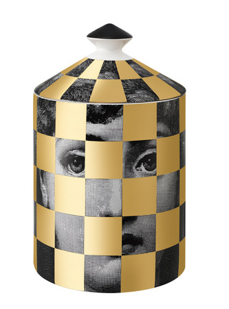 Fornasetti Scacco Candle