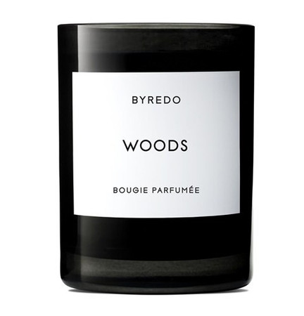 BYREDO WOODS 240g Candle