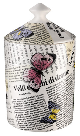 Fornasetti - ULTIME NOTIZIE Candle
