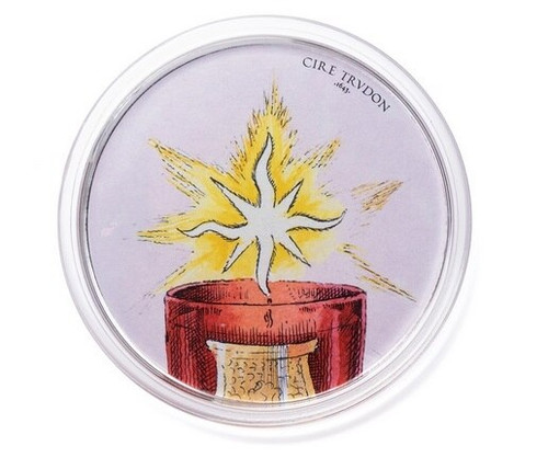 Cire Trudon ~ Nazareth Coupelle (candle coaster)