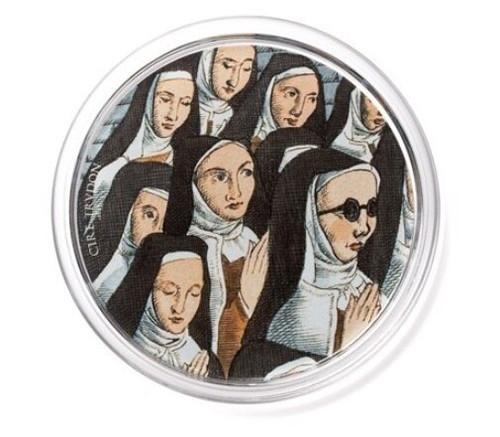Cire Trudon ~ Carmelite Coupelle (candle coaster)