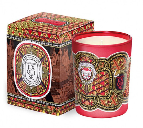 Diptyque AMANDE EXQUISE Candle 6.5oz