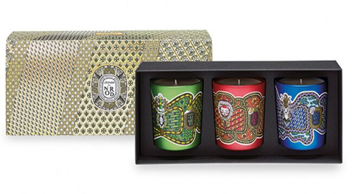 Diptyque ~ Limited Edition Holiday 2018 Candle Coffret