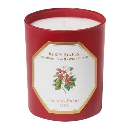 Carriere Freres - Raspberry Bush Candle 6.5oz