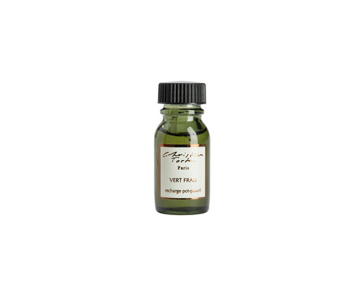 Christian Tortu Vert Frais (Fresh Green) Refresher Oil